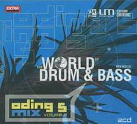 the world of drum & bass (vol.2) - oding s