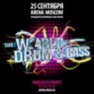 the world of drum&bass: the biggest one [russian edition] mixed by dj profit