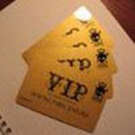 dynamic dimension gold vip cards