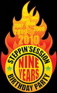 steppin'session: 9 years birthday party